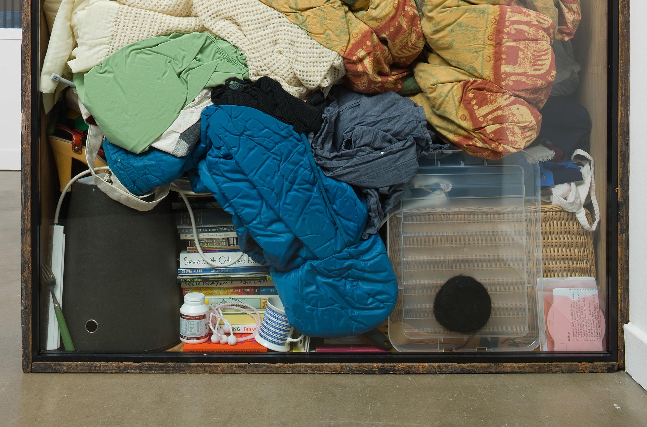 Outsider, installation view 9 Sorcha Dallas Gallery, 2008