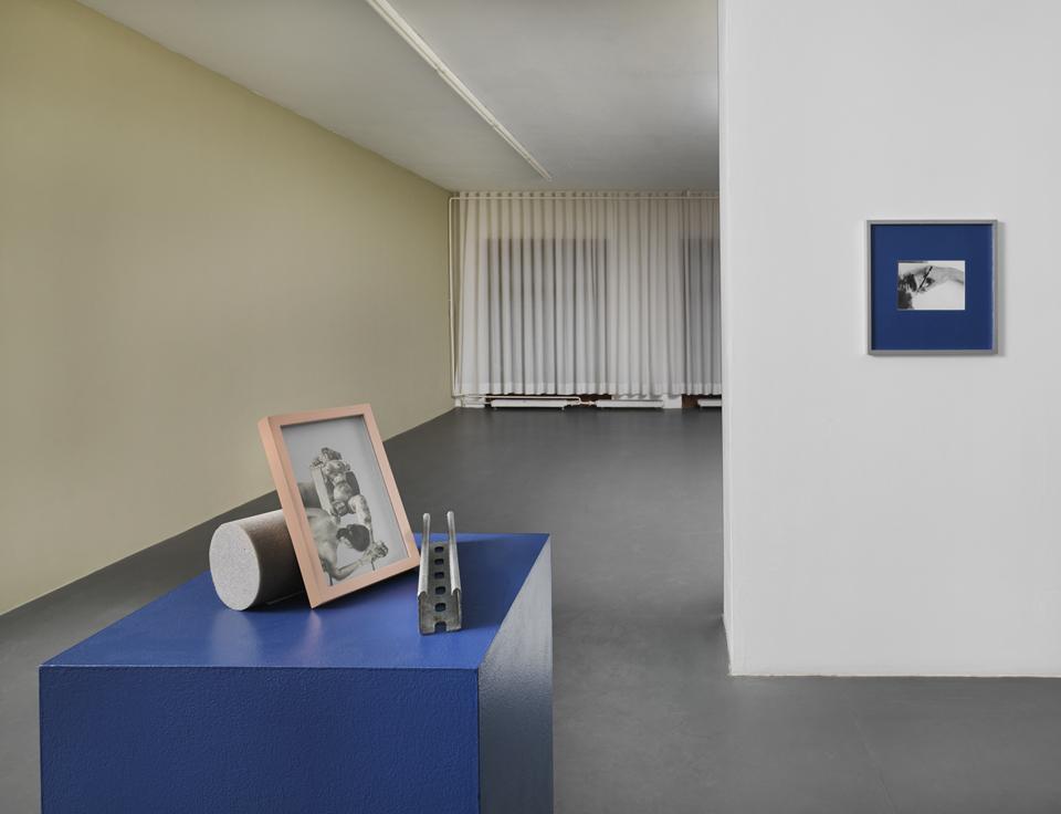 Ranziges Fett, installation view 3 Galerie Kamm, 2011