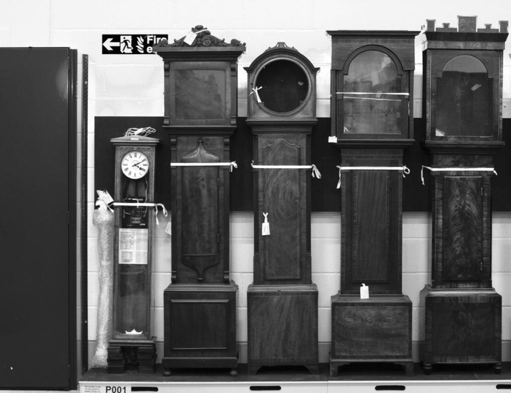 Reversibility (clocks), 2011