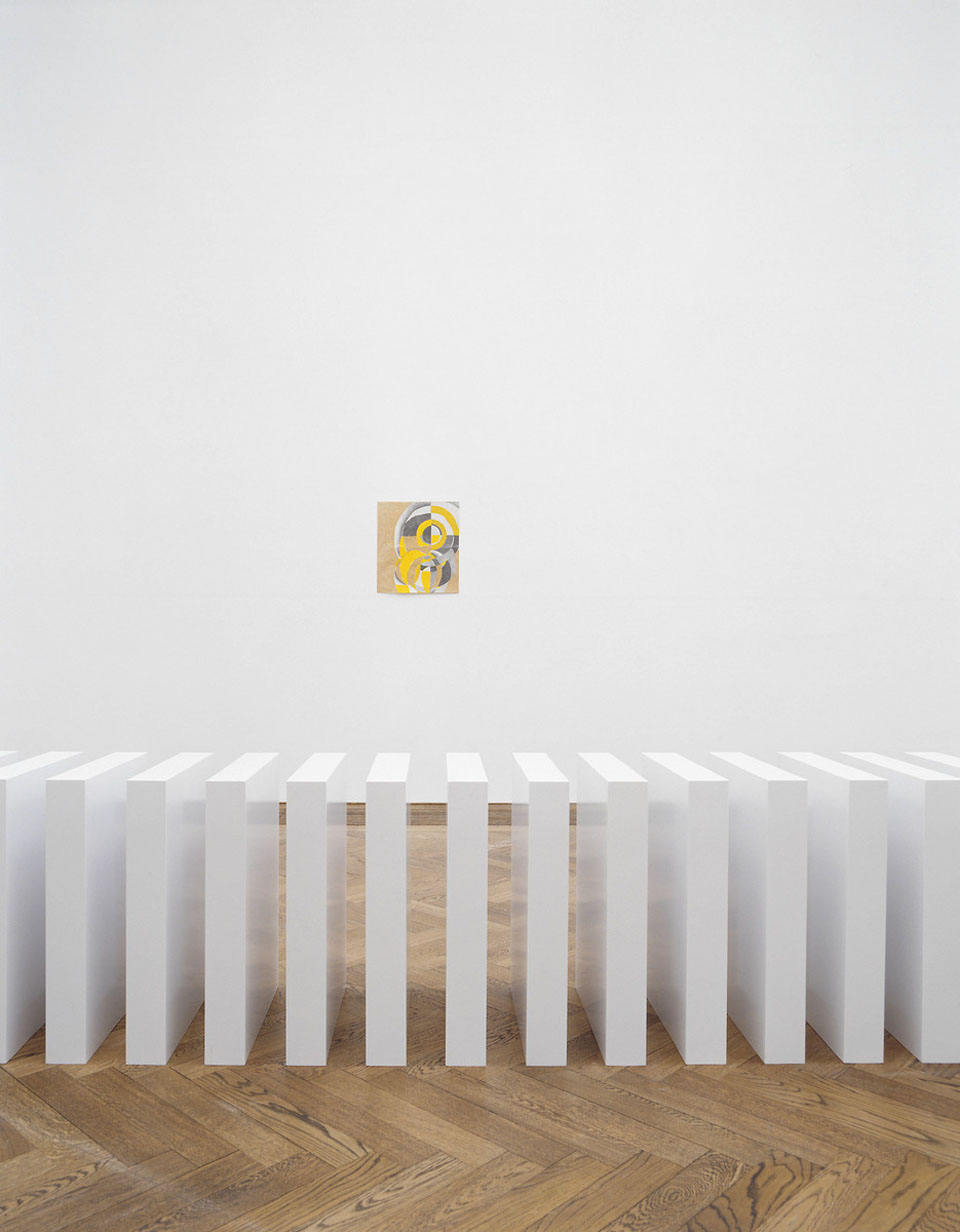 STOP! STOP! STOP! installation view 3, Kunsthalle Basel