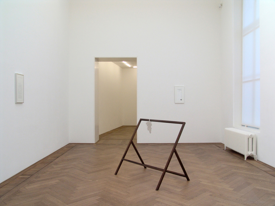 STOP! STOP! STOP! installation view 5, Kunsthalle Basel