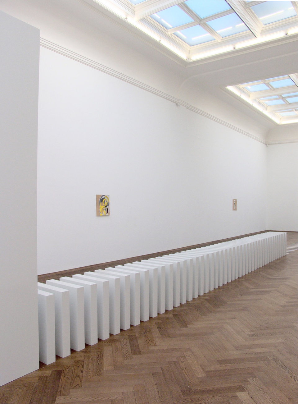 STOP! STOP! STOP! installation view, Kunsthalle Basel