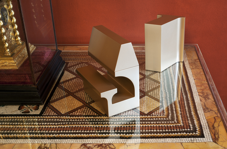 What is the work of love today? (sculpture), 2012, installation view 2 Mount Stuart